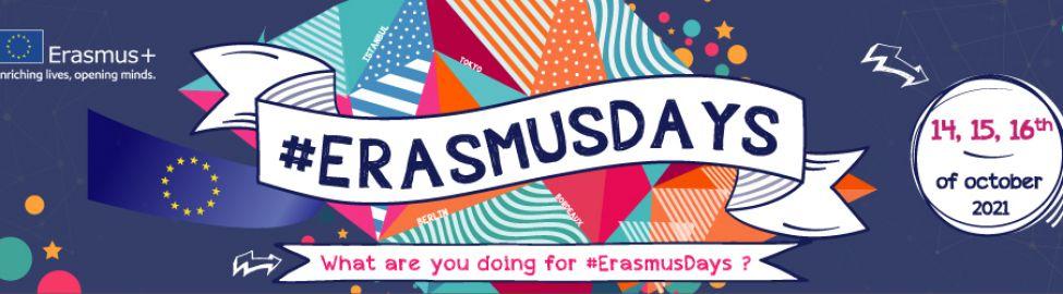 Erasmus days - online súťaž